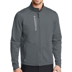 NEW OGIO ENDURANCE Fulcrum Full-Zip Jacket S Gray